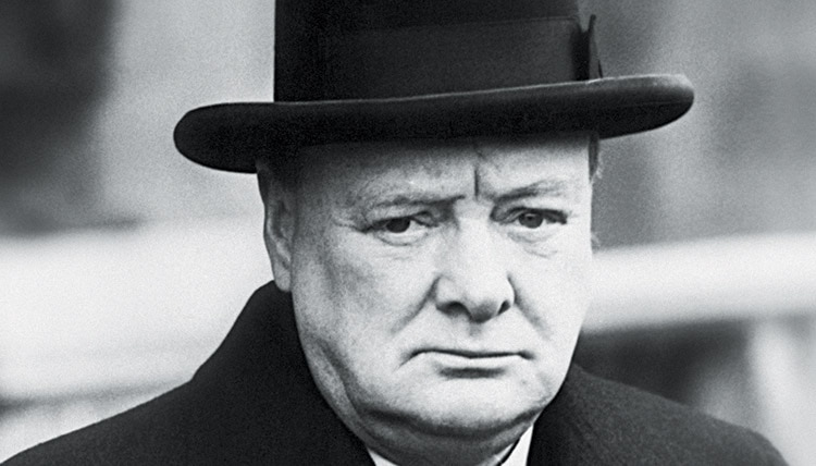 Winston Churchill's Military Career