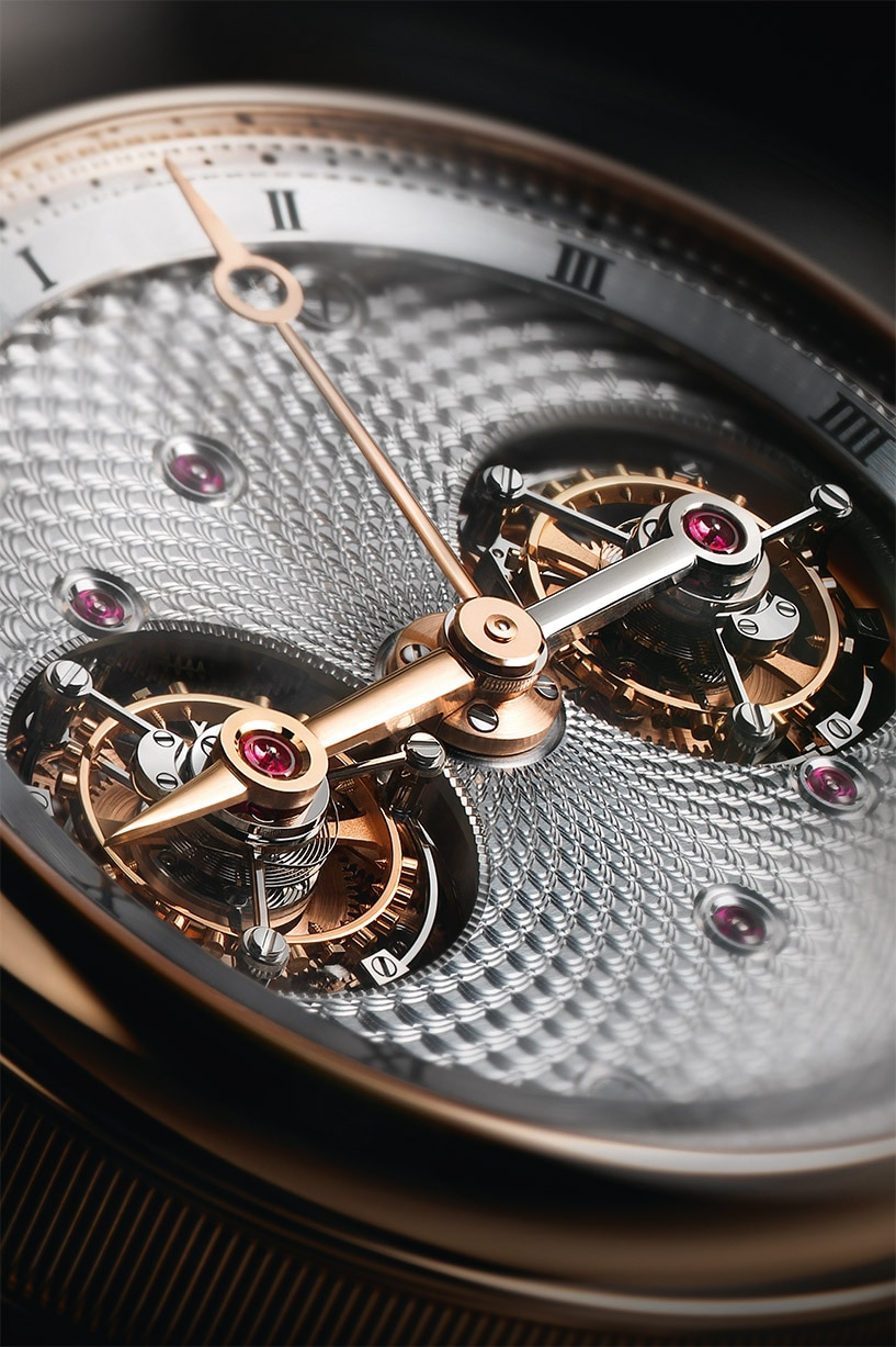Doble Tourbillon