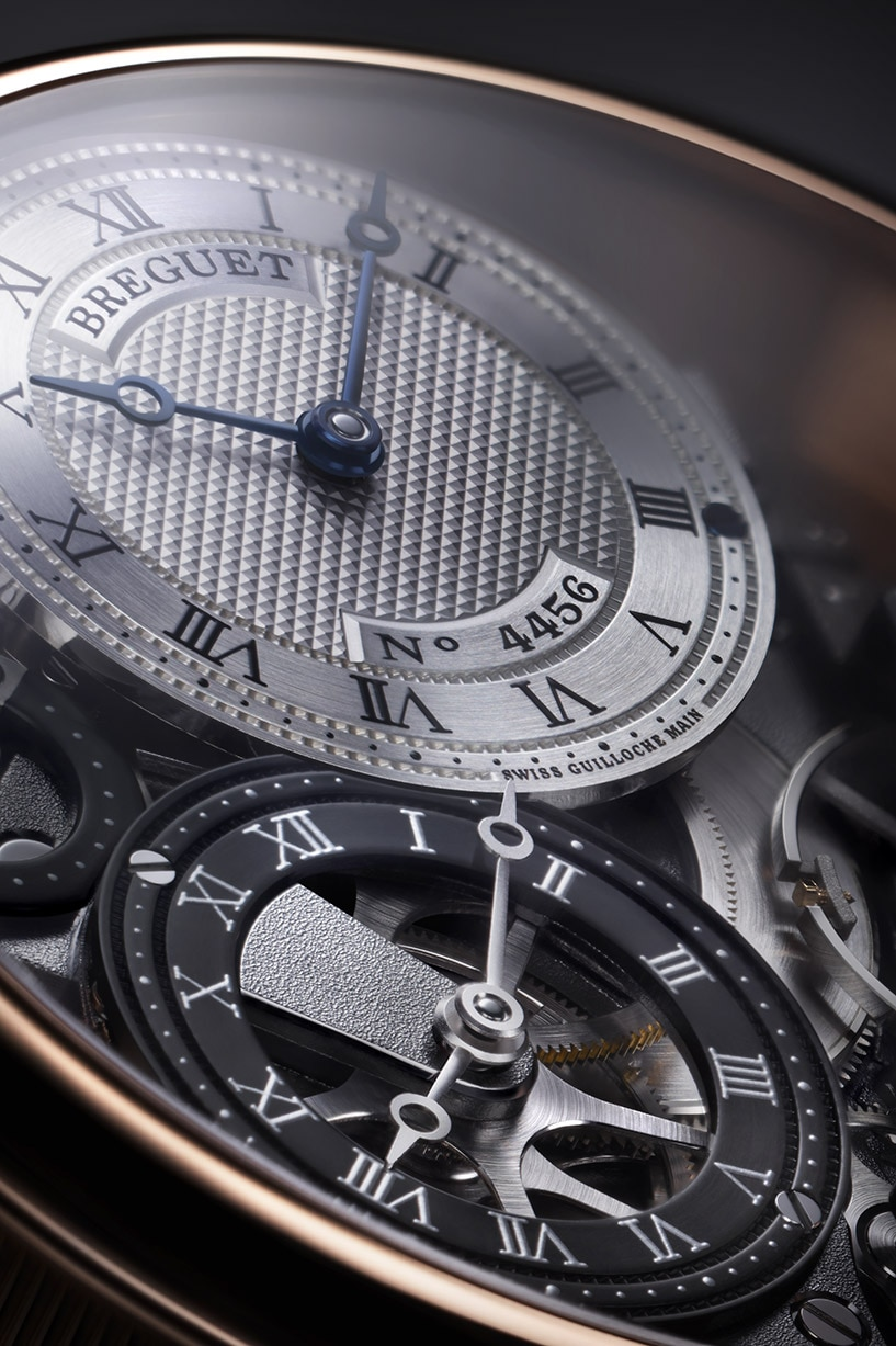 Breguet Tradition 7067 Tradition 7067 Gmt Tradition