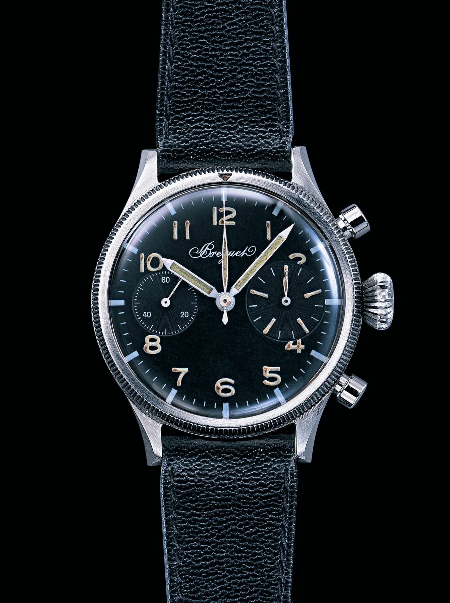 Type 20 and Type XX Chronographs, the Bond Between Watchmaking and Aviation