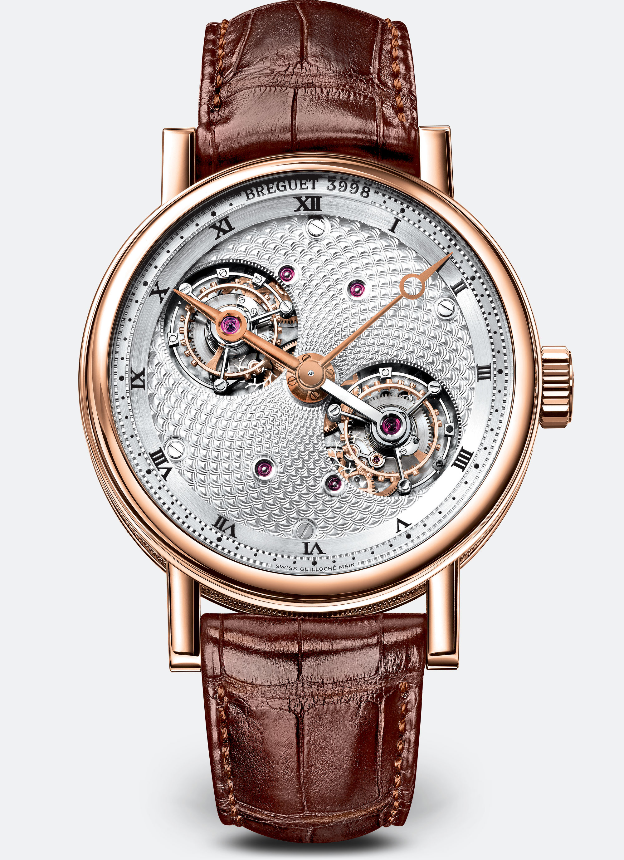 Double Tourbillon 5347 Breguet