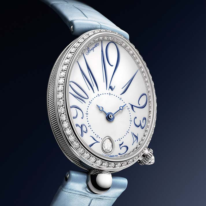 A New Reine de Naples Creation Completes the Breguet Collections