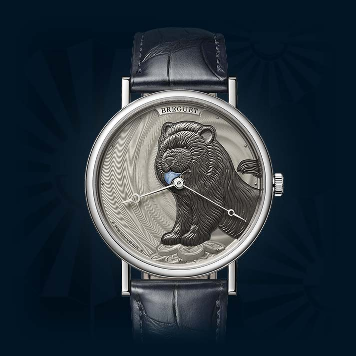 A SPECIAL TIMEPIECE IN COMMEMORATION OF CHINESE NEW YEAR