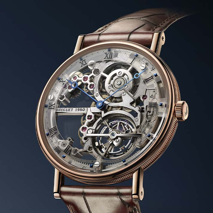 219ab5f8194f Breguet presents its new 2019 collection