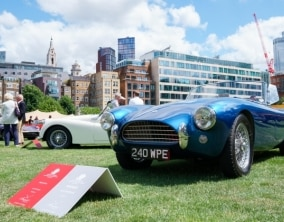 The London Concours and Breguet