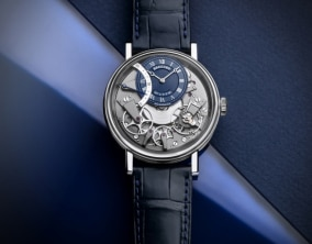 New Tradition Models for the Breguet Boutiques