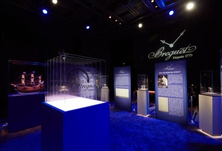 An Exceptional Evening Navigating Breguet's Maritime History in Korea