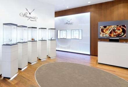 Breguet Takes Its Place at the Four Seasons Mall in Moscow