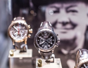 """Brussels: Breguet at the Second Edition of """"Passion for Watches"""""""