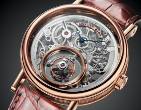 Breguet Watchmaking Art Flourishes in Germany