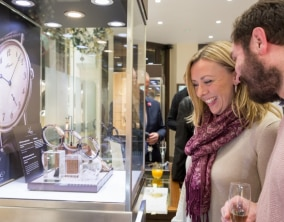 Opening of a Brand New Breguet Point of Sale in Manchester