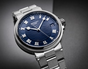 Breguet Announces New Versions of its Marine Timepieces