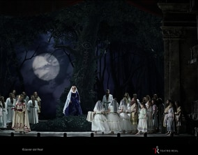 Opera with Breguet in Madrid
