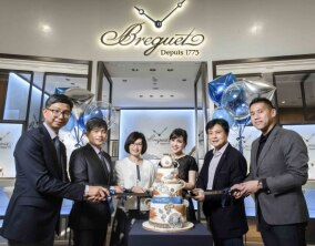 Breguet Celebrates the Tourbillon Around the World