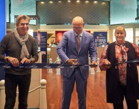 """Baselworld Exhibition: """"Breguet, Watchmaker to the Royal Navy"""""""