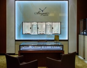 Neiman Marcus Atlanta (USA) Welcomes its First Breguet Salon