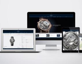 Breguet's Website Gets Make-over