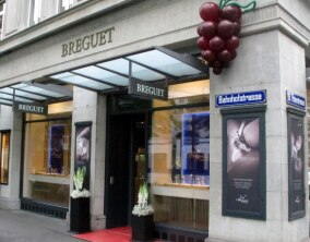 "The Breguet Boutique in Zurich Welcomes ""Zürcher Spring Tastings"""