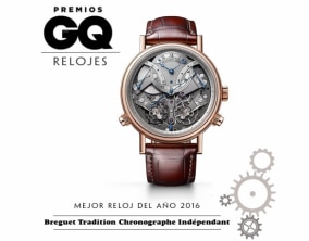 Breguet: A Fourth Prize for the Tradition Chronographe Indépendant