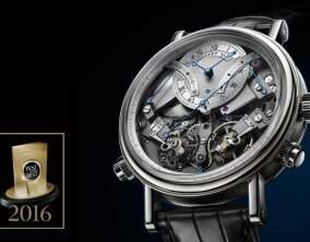 Fifth Consecutive Award for Breguet's Tradition Chronographe Indépendant