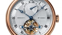 Self-winding tourbillon movement