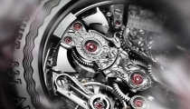 Breguet, invention of the gong-spring