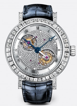 Double Tourbillon 5349