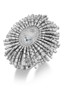 High jewellery GJ25BB8989DDDD face