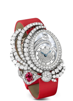 High jewellery GJE16BB20.8924R01BB face