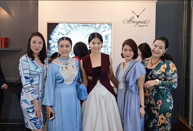 Breguet's High Jewelry Bring Amazement in Thailand