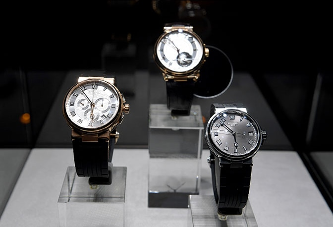 Breguet participe à la 9ème édition de l'événement annuel « NY Power » organisé par The Hollywood Reporter à New York
