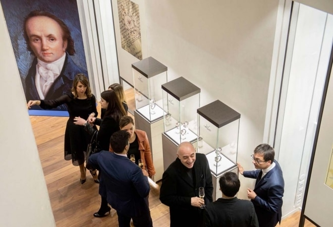 « La Tradition » Exhibition: Successful Inauguration Evening in Paris