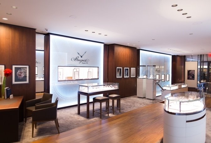 Breguet Debuts its New Boutique in New York