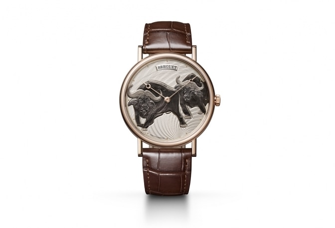 Breguet Celebrates the Chinese New Year with a Classique Model