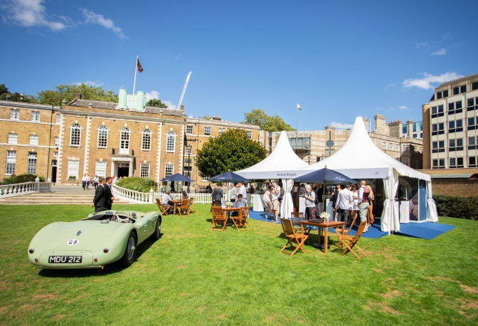 Great Britain: Breguet Renews Its Participation with the London Concours