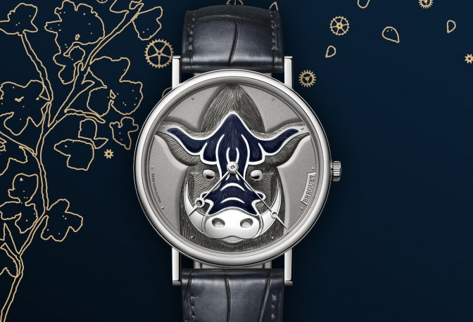 Breguet dedicates a limited edition to the Chinese New Year