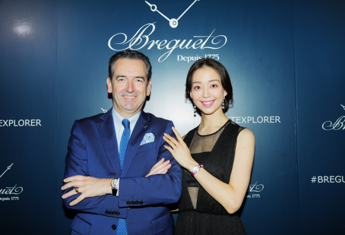 Japan: Exclusive Evening For Breguet's New Marine Creations