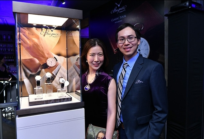 Encore Celebration for Breguet in Hong Kong