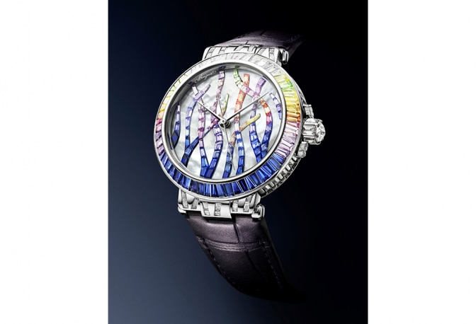 Spotlight on a Haute Joaillerie addition to the Marine Line
