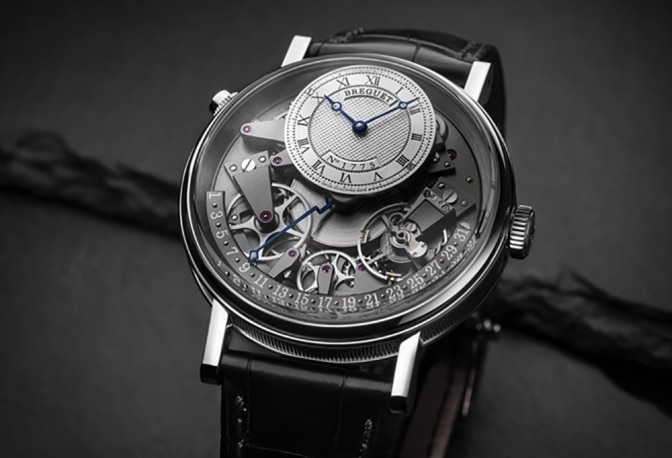 A Retrograde Date Model Enters the Tradition Collection