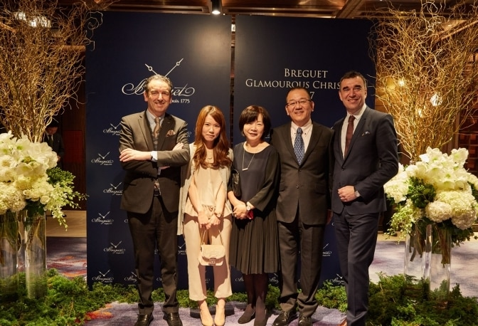 A Day of Festivities for Breguet Clients in Kyoto