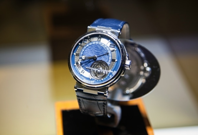 Breguet Is Celebrating the Tourbillon in the USA