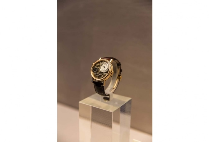 """""""La Tradition Breguet, at the Heart of an Icon"""" 進駐蘇黎世班霍夫大街展出"""