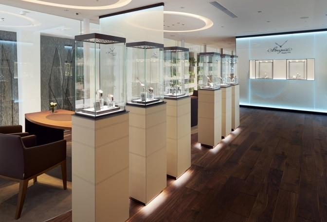Breguet unveils new look for Ginza boutique in Japan