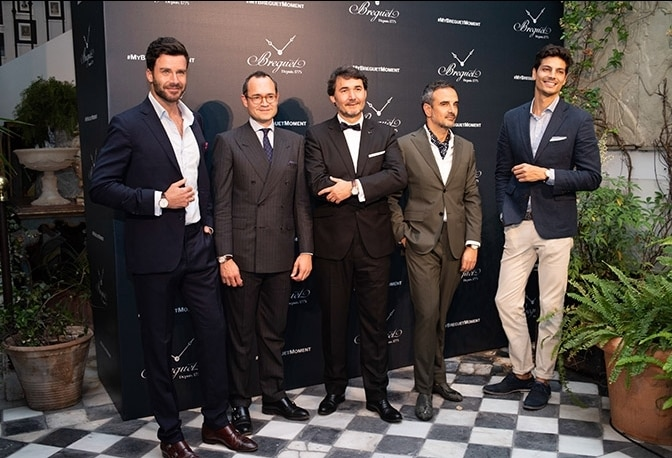 "Breguet's ""Classic Tour"" continues its Tour in Spain"
