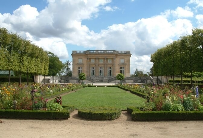 The Petit Trianon of Versailles